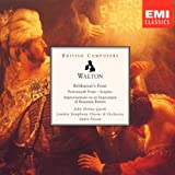 Walton: Belshazzar's Feast / Portsmouth Point Overture/Scapino/Improvisations On An Impromptu Of Benjamin Britten