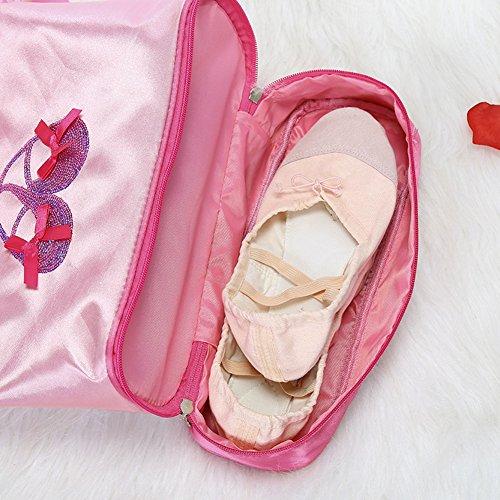 GreSky Tutu Ballet Bag | Bolso de Bailarina de la Princesa ...