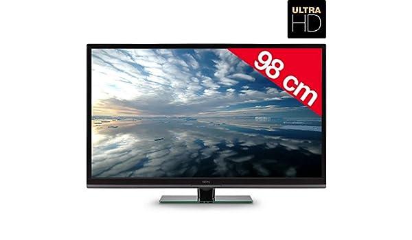 SEIKI SE-39UY04EC - Televisor LED Ultra HD: Amazon.es: Electrónica