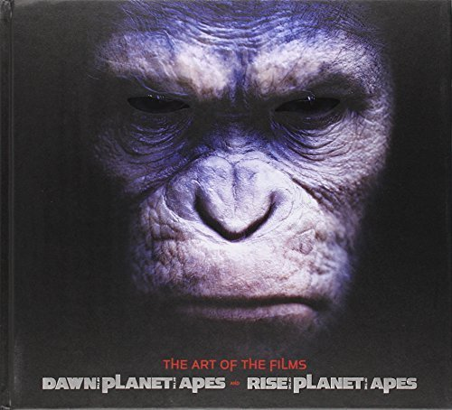 Rise of the Planet of the Apes and Dawn of Planet of the Apes: The Art of the Films by Matt Hurwitz (2014-07-08)