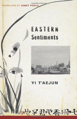 Eastern Sentiments (Weatherhead Books on Asia)