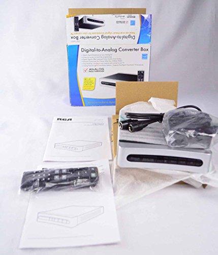 RCA STB7766G1 Digital to Analog Converter Box