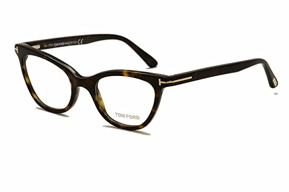 ac8e17515b TOM FORD Eyeglasses FT5271 056 Havana 49MM at Amazon Women s ...