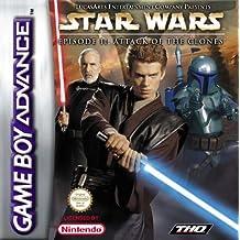 GameBoy Advance - Star Wars Episode 2: Angriff der Klonkrieger / Attack of Clones