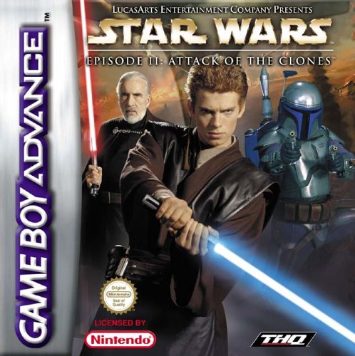 Star Wars Episode 2: Attack of the Clones
