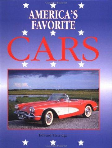 Read Online America's Favorite Cars (America's Favorites) pdf