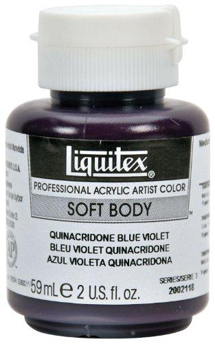 Liquitex 2002118 Professional Soft Body Acrylic Paint 2-oz
