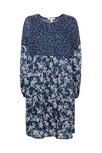 Damen Navy Kleid Mehrfarbig ESPRIT 400 6wdaAdxqt