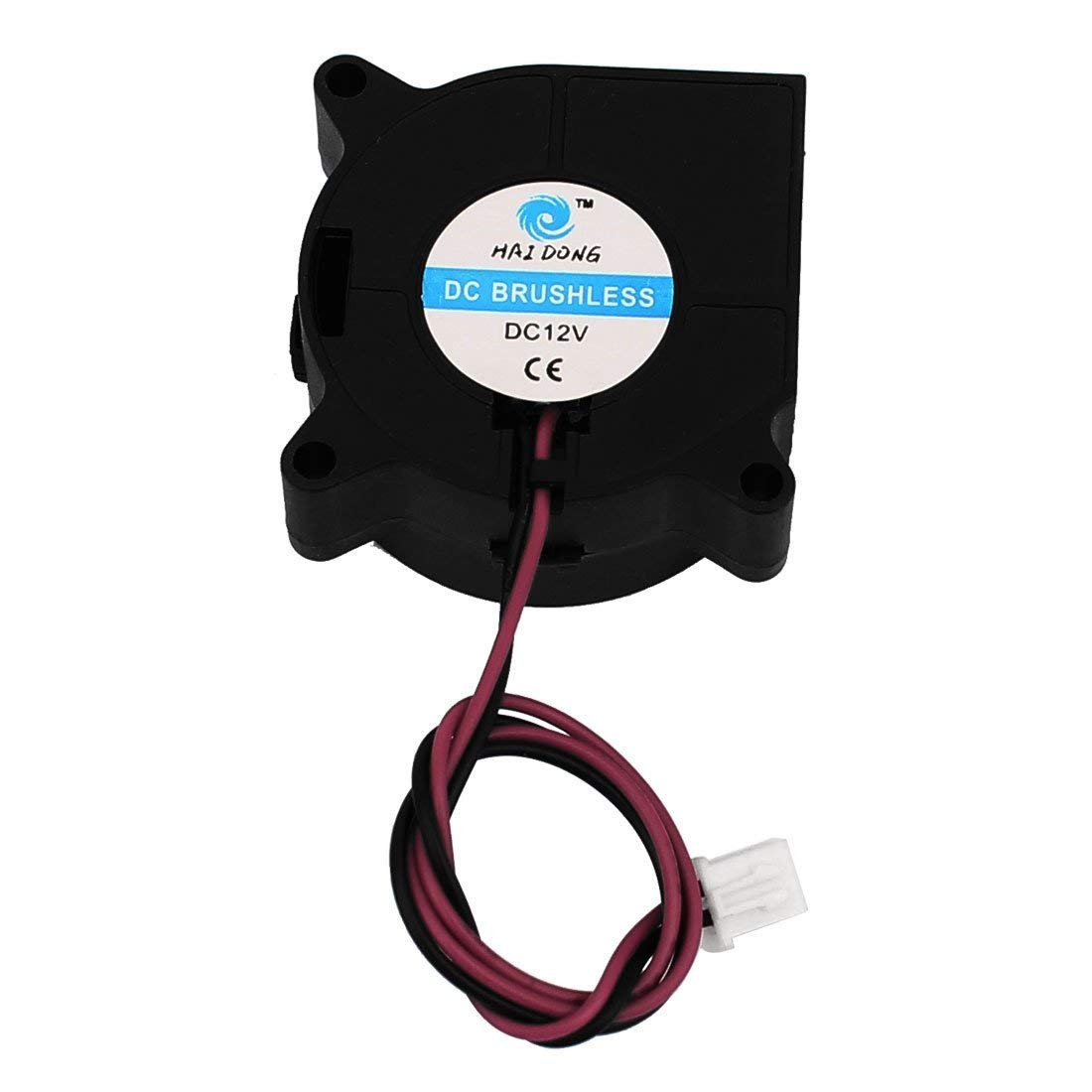 Aodesy DC Brushless Sleeve-Bearing Cooling Turbo Blower Cooler Fan C5015 24V,50 mmx15 mm
