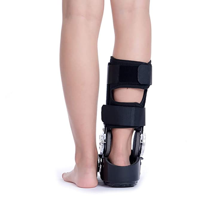 DSEB Ortesis de Tobillo Zapatos ortopédicos,Bota de Caminante de ...