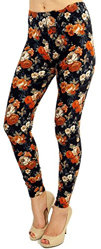 lush-moda-extra-soft-leggings-with-designs-variety-of-prints-floral