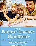Parent/Teacher Handbook, Edward A. Buchanan, 0805493972