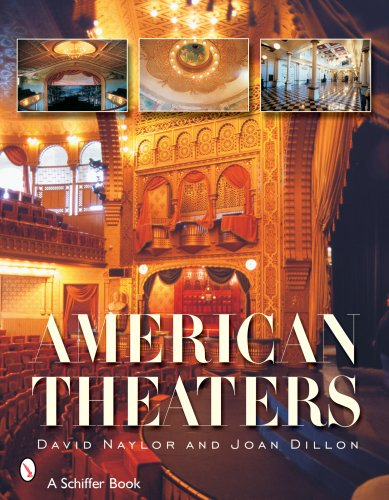 Download American Theaters: Performance Halls of the Nineteenth Century ebook