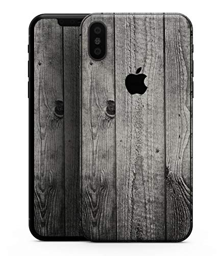 Dark Washed Wood Planks - Design Skinz Premium Skin Decal Wrap for The iPhone 7