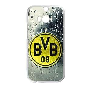 Custom Phone Case Borussia Dortmund For HTC One M8 A54832