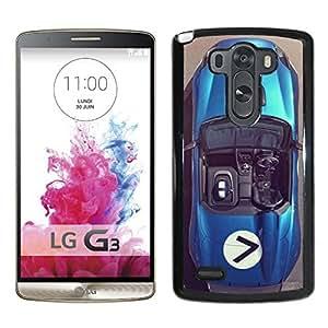 Jaguar Project Durable High Quality LG G3 Phone Case