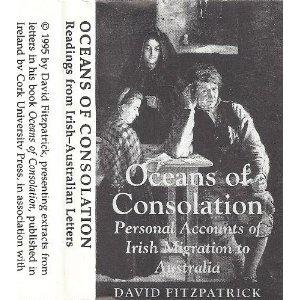Oceans of Consolation: Readings from Irish-Australian Letters (Irish history)