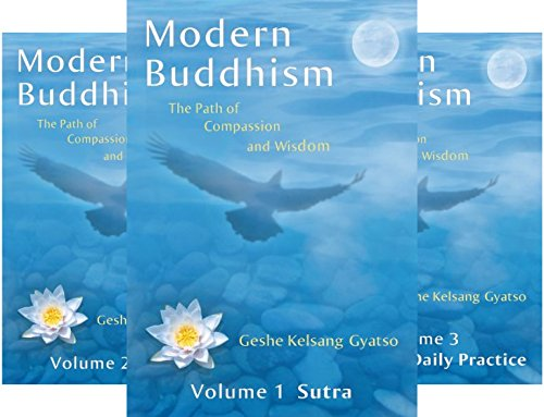 Modern Buddhism (3 Book Series)