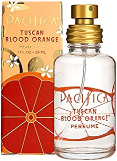 product image for Pacifica Beauty Tuscan Blood Orange Spray Perfume, Made with Natural & Essential Oils, 1 Fl Oz