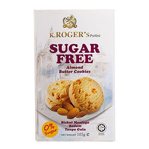 Sugar Free Chocolate Almond Butter - 5