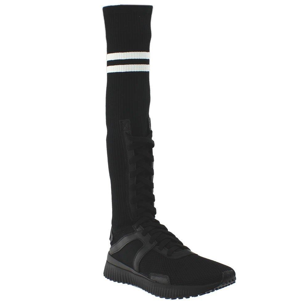 PUMA Women's Fenty x Trainer Hi Boots B07F2FGT5M 10.5 M US|Black
