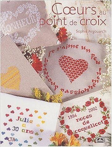 Télécharger en ligne Coeurs au point de croix pdf epub