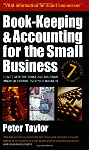 Book-Keeping & Accounting for Small Business, 7th edition from How to Books