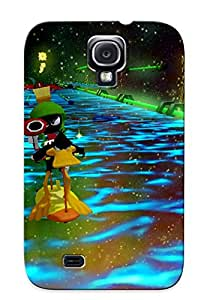 Hot Fashion ObGSQXK5930WOdFO Design Case Cover For Galaxy S4 Protective Case (looney Tune Acme Arsenal Creenshot )