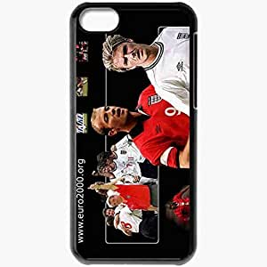 Personalized iPhone 5C Cell phone Case/Cover Skin 2273 1 Black