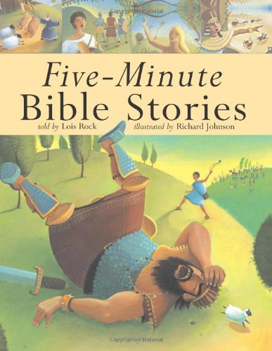 Five-Minute Bible Stories pdf
