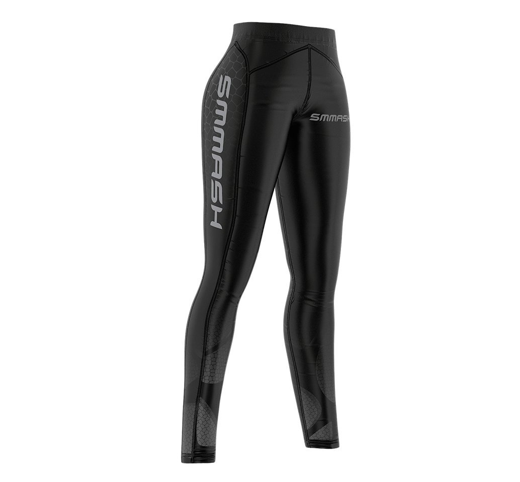 Smmash CrossFit Women's Leggings ATACAMA long SMMASH X-WEAR MILITARY