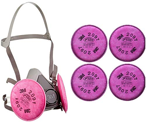 Buy half facepiece respirator assembly