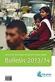 CSIOF Bulletin No. 6/7 (2013-2014): Centre for the Study of Islam & Other Faiths