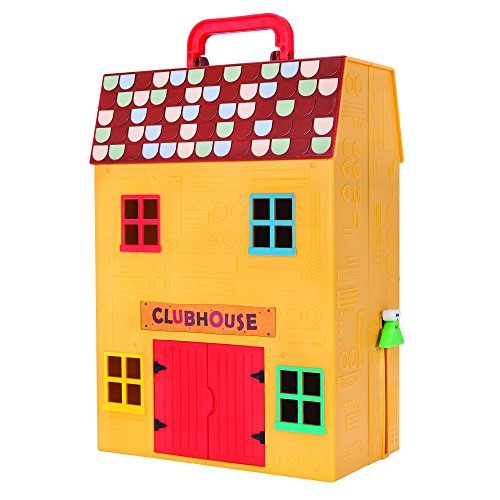 squirrel clubhouse playset