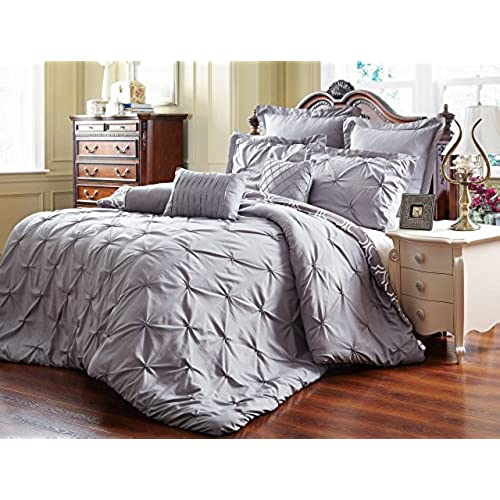 comforter bedding lace ideas king home queen set misterflyinghips com falbala white design ruffle astonish luxury magnificent sets