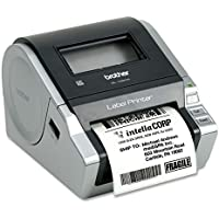 Brother QL-1060N Network Thermal Label Printer Monochrome - Thermal Transfer - 4.33 in/s Mono - 300 dpi - Serial USB