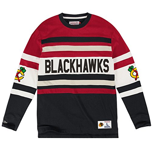 Chicago blackhawks throwback jersey blackhawks retro for Vintage blackhawks t shirt