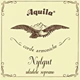 Aquila AQ-S Nylgut Soprano Ukulele Strings, Best Gadgets