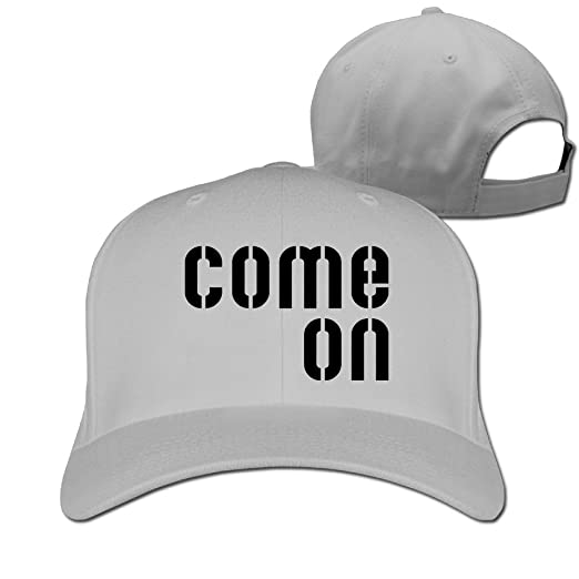 Unisex Game On Baseball Hip-Hop Cap Vintage Adjustable Hats For Women and  Men Ash 4a77a721a50