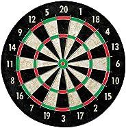 "Franklin Sports Professional Dartboard - Regulation Size Dartboard - 18"" Inch Dart"
