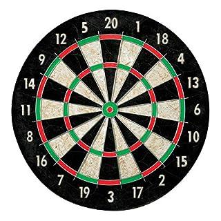 "Franklin Sports Professional Wire Dartboard - Regulation Size Dartboard - 18"" Inch Bristle Dartboard"