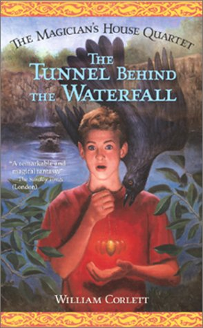 book cover of The Tunnel Behind the Waterfall