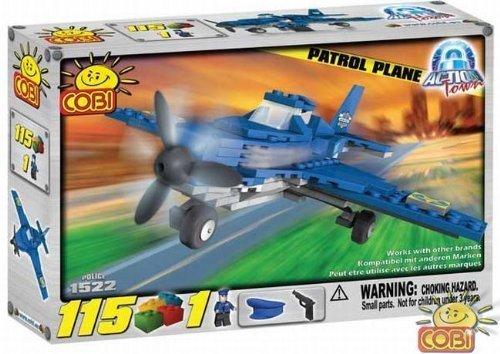 Cobi Action Town Patrol Plane by Cobi