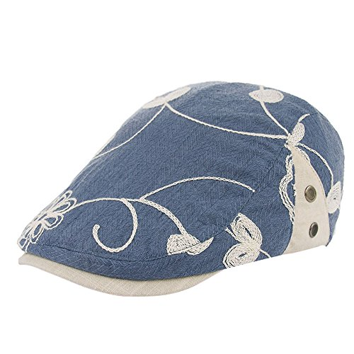 Women's Beautiful Floral Newsboy Cap Fashion Ivy Flat for sale  Delivered anywhere in USA
