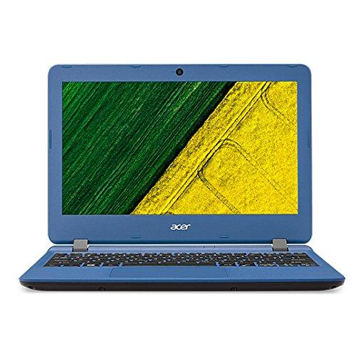 Acer Aspire ES 11, ES1 132 C8G1 Notebook  Intel Celeron Dual Core / 2  GB RAM / 500   GB HDD / 11.6 inch Screen / DOS   Denim Blue color