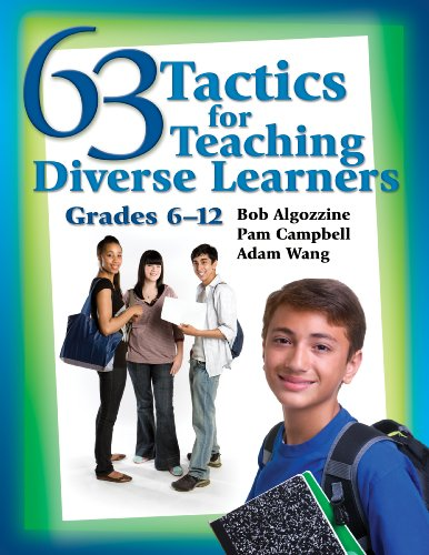 Download 63 Tactics for Teaching Diverse Learners, Grades 6-12 Pdf