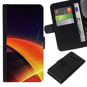 All Phone Most Case / Oferta Especial Cáscara Funda de cuero Monedero Cubierta de proteccion Caso / Wallet Case for Samsung Galaxy A3 // Blue Swil