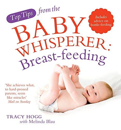 Breast-Feeding. Tracy Hogg with Melinda Blau
