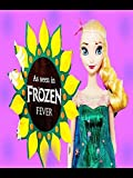 Frozen Fever SURPRISE PACKAGE in the mail Elsa Birthday Doll Disney