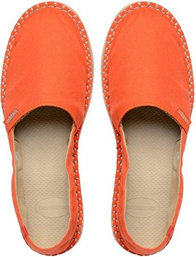 Origine II 0493 Havaianas Donna Uomo Tangerine Espadrillas Arancione qwgHtUT